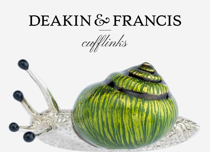 Deakin & Francis cufflinks